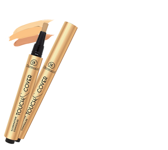 Touch and Cover concealer