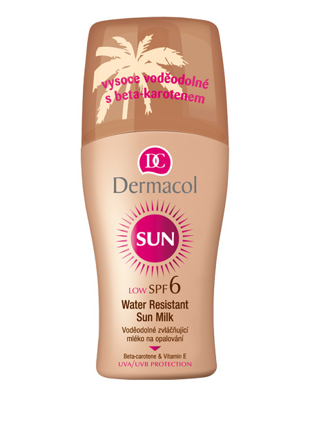 Waterafstotend Factor 6 SUN MILK
