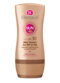 Waterafstotend SUN MILK FOR KIDS Factor 30