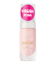 SHEER FACE ILLUMINATOR FRESH ROSE